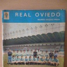 Coleccionismo deportivo: REAL OVIEDO (DEL TORO 1972). Lote 182180087