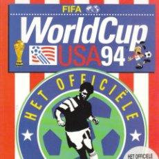 Coleccionismo deportivo: FIFA WORLD CUP USA 94. Lote 182180566