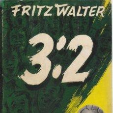 Coleccionismo deportivo: 3:2 DIE SPIELE ZUR WELTMEISTERSCHAFT. Lote 182181078