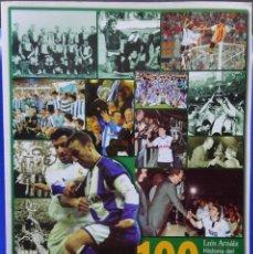 Coleccionismo deportivo: 100 FINALES DE COPA. Lote 182181125