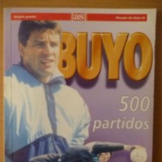 Coleccionismo deportivo: BUYO. 500 PARTIDOS. Lote 182181128