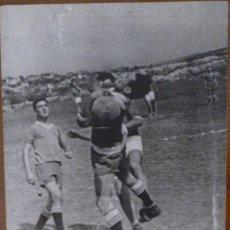 Colecionismo desportivo: AGRUPACIÓ ESPORTIVA SANT GREGORI 60 ANYS D'HISTÒRIA. Lote 182181148