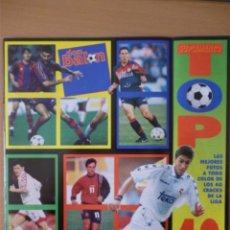 Coleccionismo deportivo: DON BALÓN TOP 40 1996/97. Lote 182181188