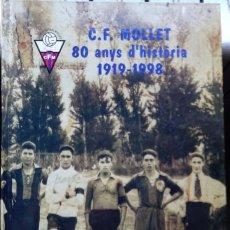 Coleccionismo deportivo: EQUIPOS CON HISTORIA. C.D. LOGROÑÉS. Lote 182181442
