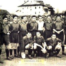Coleccionismo deportivo: AT. OSASUNA 1920-95 COLECCIÓN INCOMPLETA LÁMINAS. Lote 182181786