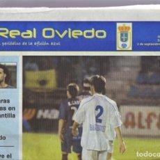 Coleccionismo deportivo: REAL OVIEDO Nº 1 03-09-2006. Lote 182181788
