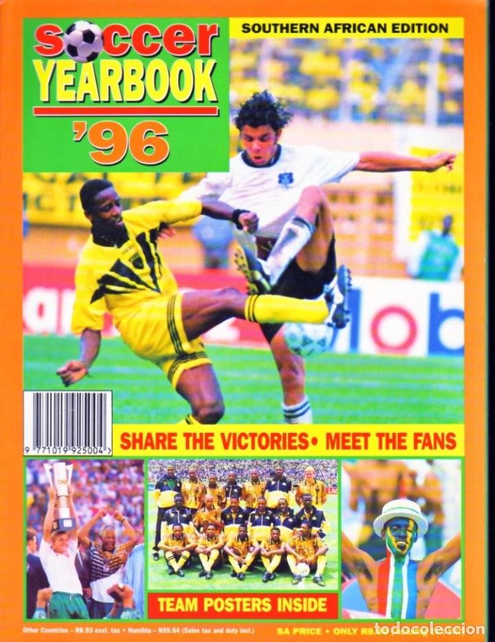SOCCER YEARBOOK'96 (Coleccionismo Deportivo - Libros de Fútbol)
