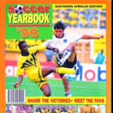 Coleccionismo deportivo: SOCCER YEARBOOK'96. Lote 182181838