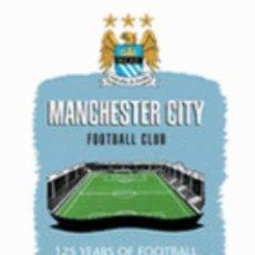 Colecionismo desportivo: MANCHESTER CITY F.C. 125 YEARS. Lote 182182003