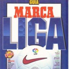 Coleccionismo deportivo: GUÍA MARCA LIGA 97/98. Lote 182182541