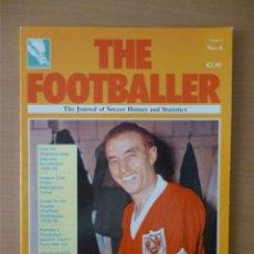 Coleccionismo deportivo: THE FOOTBALLER VOL. 2 Nº 4. Lote 182182690
