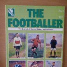 Coleccionismo deportivo: THE FOOTBALLER Nº 3. Lote 182182721