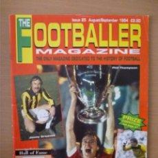 Coleccionismo deportivo: THE FOOTBALLER Nº 25. Lote 182182731