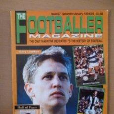 Coleccionismo deportivo: THE FOOTBALLER Nº 27. Lote 182182742