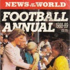 Coleccionismo deportivo: NEWS OF THE WORLD ANNUAL 1988/89. Lote 182182832