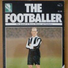Coleccionismo deportivo: THE FOOTBALLER VOL. 2 N.3. Lote 182182933