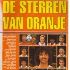 Coleccionismo deportivo: DE STERREN VAN ORANJE (FINALES AÑOS 80-PRINCIPIO AÑOS 90). Lote 182183011