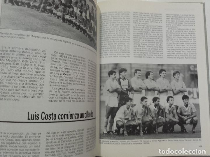 Coleccionismo deportivo: EQUIPOS CON HISTORIA - REAL OVIEDO - UNIVERSO EDITORIAL - 1990 - FUTBOL - Foto 3 - 182567243