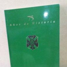 Coleccionismo deportivo: CD TENERIFE - 75 AÑOS DE HISTORIA. Lote 182852258