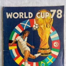 Coleccionismo deportivo: ALBUM PANINI. - ARGENTINA 78 - #. Lote 182966241