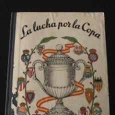 Coleccionismo deportivo: FÚTBOL COPA DEL REY 1957 - DON BALÓN AS MARCA SPORT MUNDO DEPORTIVO CROMO PÓSTER ÁLBUM RETRO VINTAGE. Lote 183405673