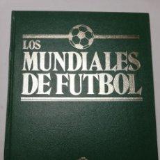 Coleccionismo deportivo: LOS MUNDIALES DE FÚTBOL. TOMO II (SEDMAY EDICIONES). Lote 183748825