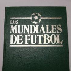 Coleccionismo deportivo: LOS MUNDIALES DE FÚTBOL. TOMO I (SEDMAY EDICIONES). Lote 183748840