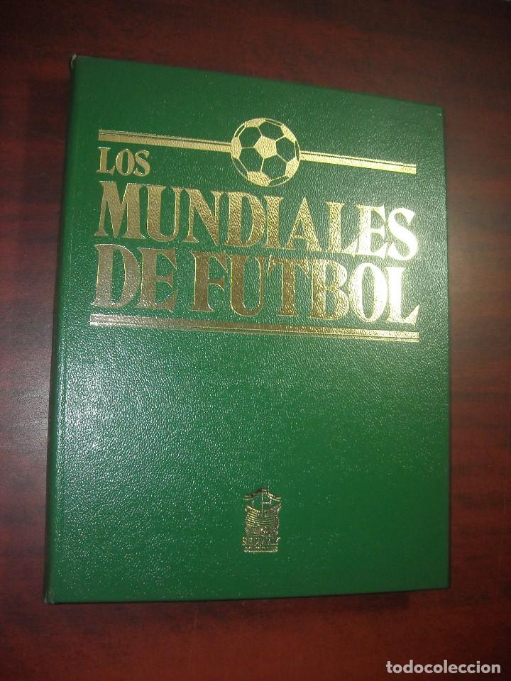LOS MUNDIALES DE FUTBOL - TOMO 1 - EDI SEDMAY- VER FOTOS DETALLES (Coleccionismo Deportivo - Libros de Fútbol)