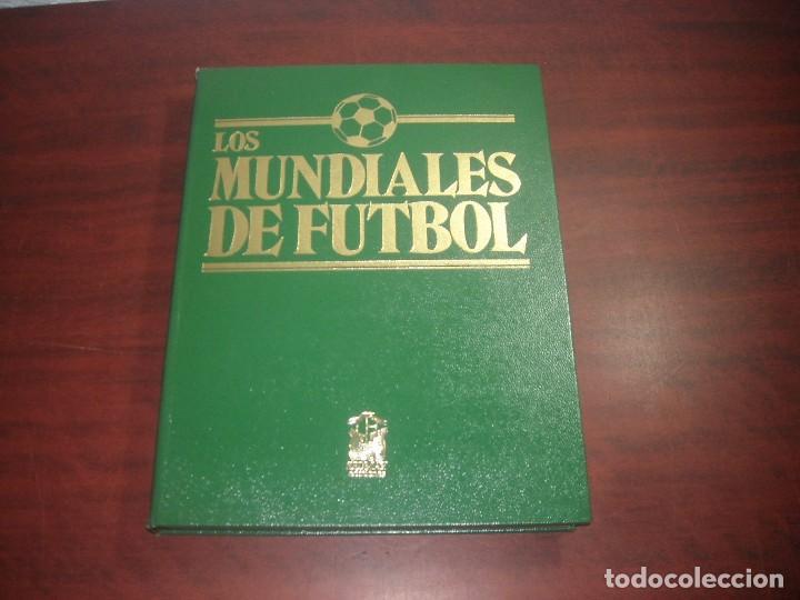 Coleccionismo deportivo: LOS MUNDIALES DE FUTBOL - TOMO 1 - EDI SEDMAY- VER FOTOS DETALLES - Foto 2 - 183959705