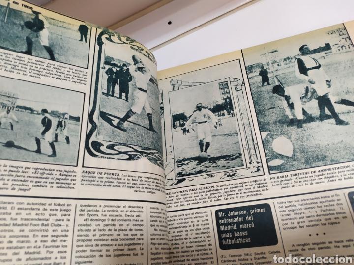 Coleccionismo deportivo: Historia del Real Madrid, coleccionable Tomo completo del as color 1902 -1975 - Foto 10 - 183961432