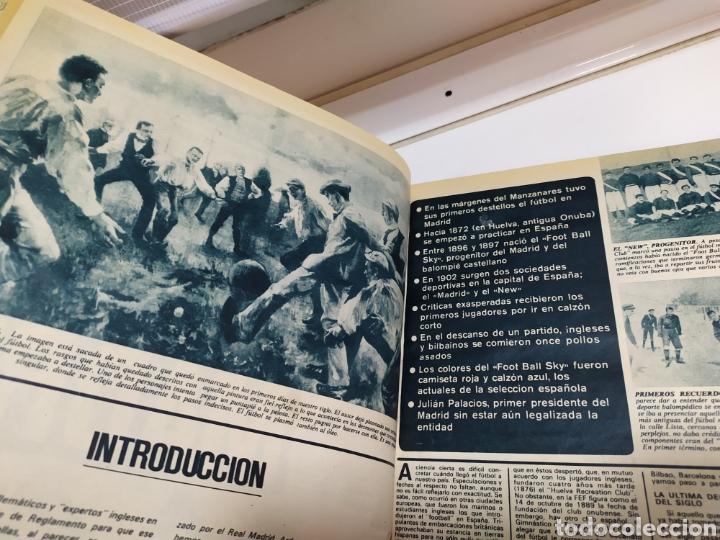 Coleccionismo deportivo: Historia del Real Madrid, coleccionable Tomo completo del as color 1902 -1975 - Foto 12 - 183961432