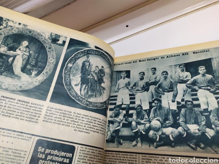 Coleccionismo deportivo: Historia del Real Madrid, coleccionable Tomo completo del as color 1902 -1975 - Foto 13 - 183961432