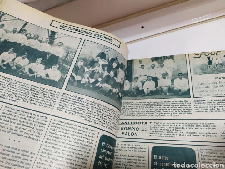 Coleccionismo deportivo: Historia del Real Madrid, coleccionable Tomo completo del as color 1902 -1975 - Foto 15 - 183961432