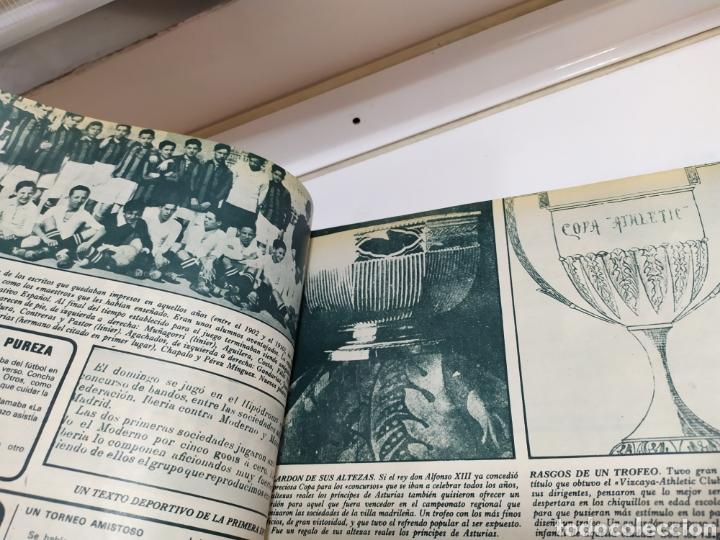 Coleccionismo deportivo: Historia del Real Madrid, coleccionable Tomo completo del as color 1902 -1975 - Foto 16 - 183961432