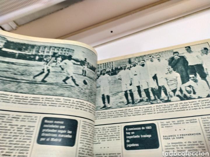 Coleccionismo deportivo: Historia del Real Madrid, coleccionable Tomo completo del as color 1902 -1975 - Foto 18 - 183961432