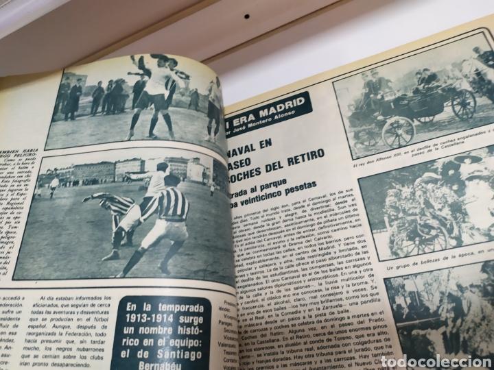Coleccionismo deportivo: Historia del Real Madrid, coleccionable Tomo completo del as color 1902 -1975 - Foto 20 - 183961432