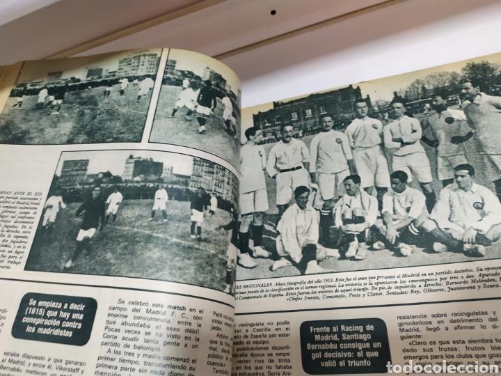 Coleccionismo deportivo: Historia del Real Madrid, coleccionable Tomo completo del as color 1902 -1975 - Foto 21 - 183961432