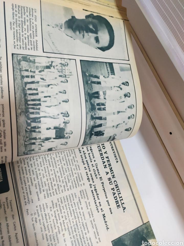 Coleccionismo deportivo: Historia del Real Madrid, coleccionable Tomo completo del as color 1902 -1975 - Foto 22 - 183961432