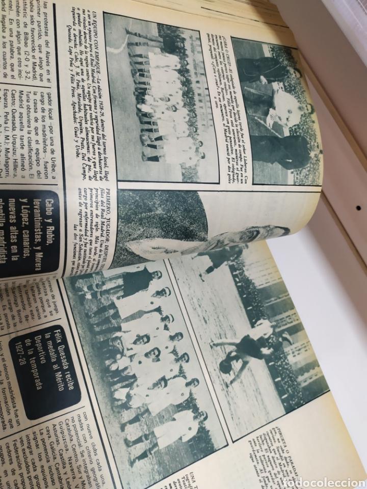 Coleccionismo deportivo: Historia del Real Madrid, coleccionable Tomo completo del as color 1902 -1975 - Foto 25 - 183961432