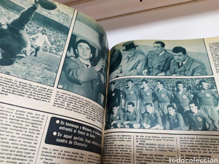 Coleccionismo deportivo: Historia del Real Madrid, coleccionable Tomo completo del as color 1902 -1975 - Foto 30 - 183961432