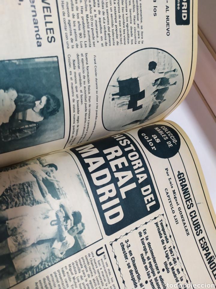 Coleccionismo deportivo: Historia del Real Madrid, coleccionable Tomo completo del as color 1902 -1975 - Foto 32 - 183961432