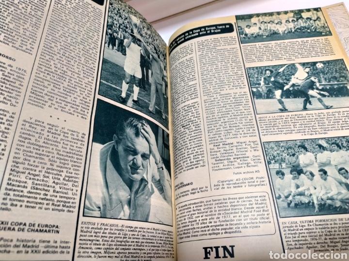 Coleccionismo deportivo: Historia del Real Madrid, coleccionable Tomo completo del as color 1902 -1975 - Foto 34 - 183961432
