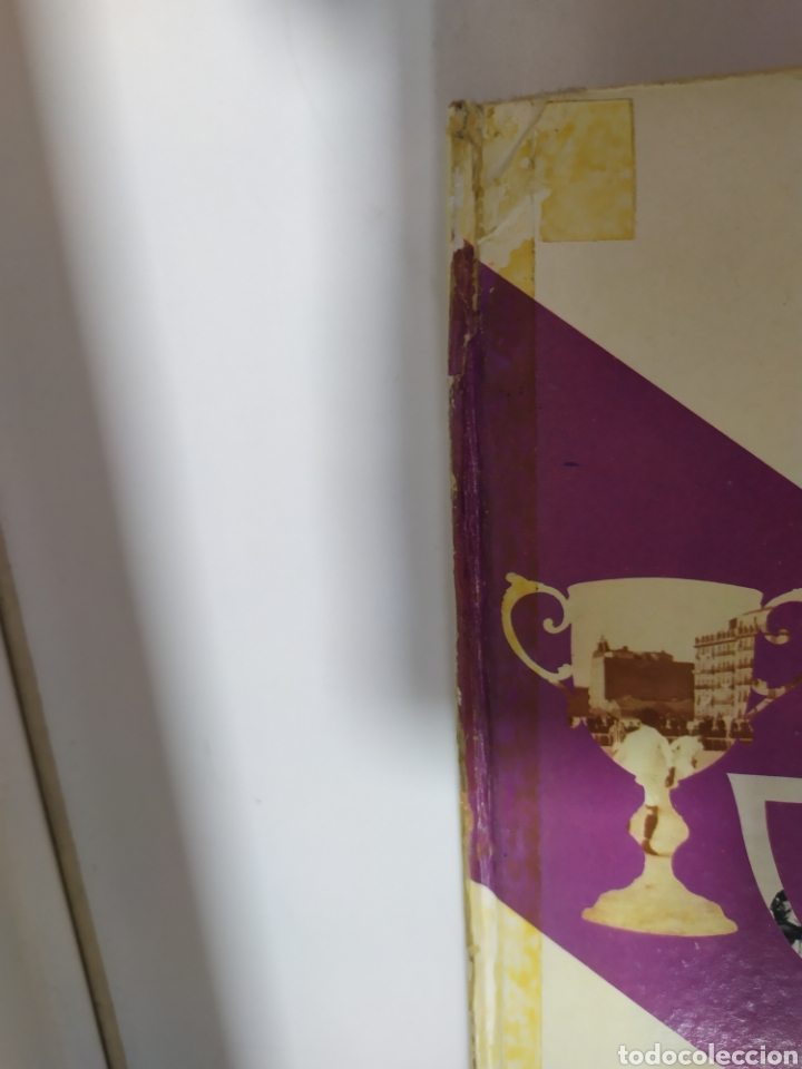 Coleccionismo deportivo: 75 AÑOS DEL REAL MADRID C.F. - 1.902-1.977 - EDITADO POR PRENSA ESPAÑOLA S.A. ( 1977 ) - Foto 9 - 183961566
