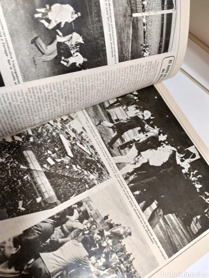 Coleccionismo deportivo: 75 AÑOS DEL REAL MADRID C.F. - 1.902-1.977 - EDITADO POR PRENSA ESPAÑOLA S.A. ( 1977 ) - Foto 11 - 183961566