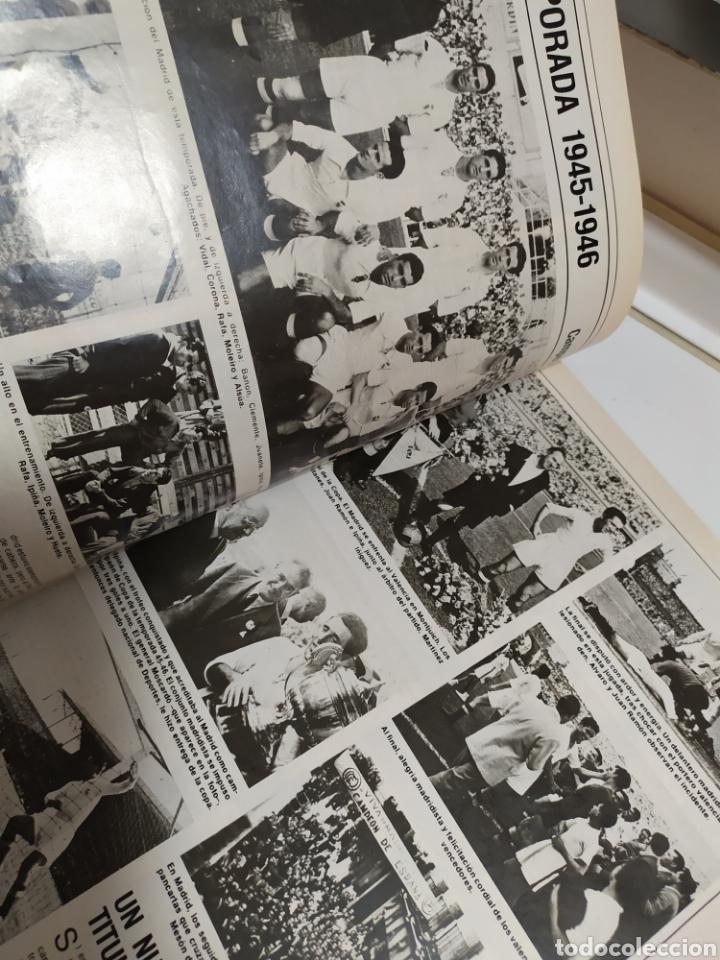 Coleccionismo deportivo: 75 AÑOS DEL REAL MADRID C.F. - 1.902-1.977 - EDITADO POR PRENSA ESPAÑOLA S.A. ( 1977 ) - Foto 12 - 183961566