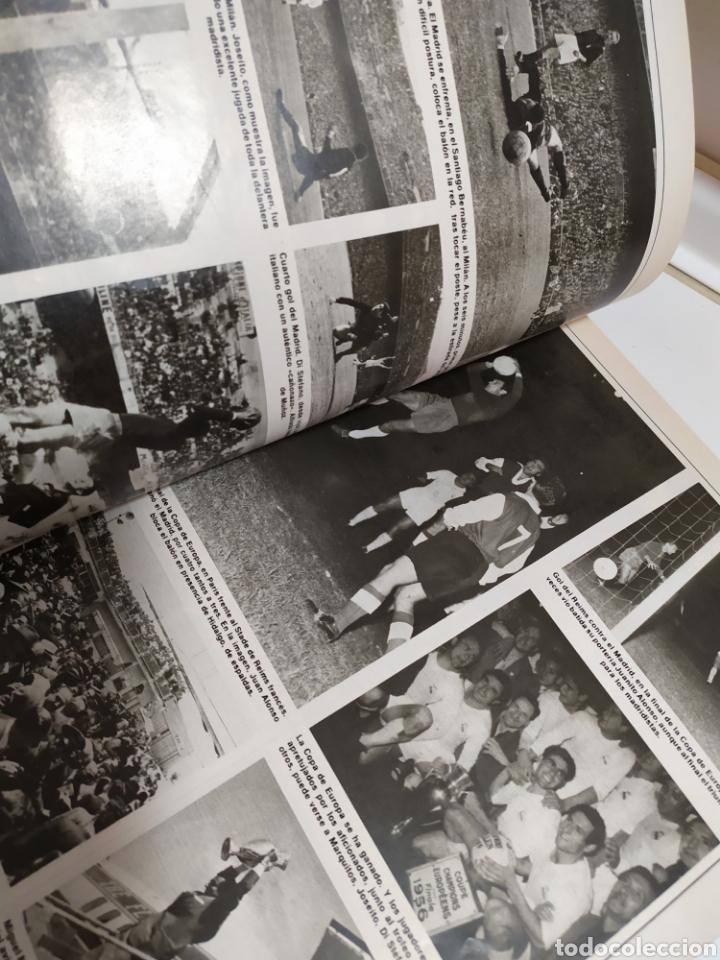 Coleccionismo deportivo: 75 AÑOS DEL REAL MADRID C.F. - 1.902-1.977 - EDITADO POR PRENSA ESPAÑOLA S.A. ( 1977 ) - Foto 13 - 183961566