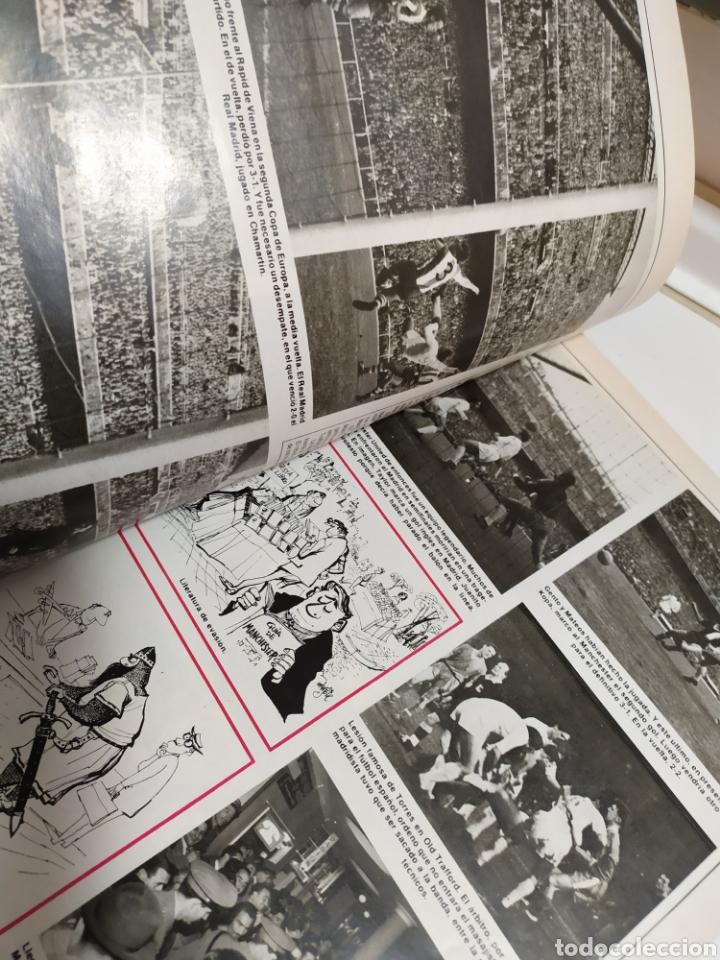 Coleccionismo deportivo: 75 AÑOS DEL REAL MADRID C.F. - 1.902-1.977 - EDITADO POR PRENSA ESPAÑOLA S.A. ( 1977 ) - Foto 14 - 183961566