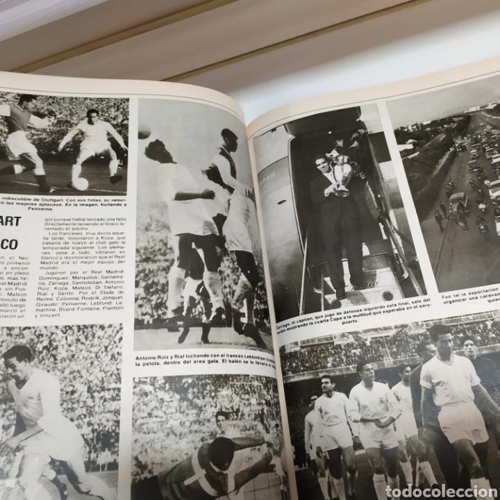 Coleccionismo deportivo: 75 AÑOS DEL REAL MADRID C.F. - 1.902-1.977 - EDITADO POR PRENSA ESPAÑOLA S.A. ( 1977 ) - Foto 15 - 183961566