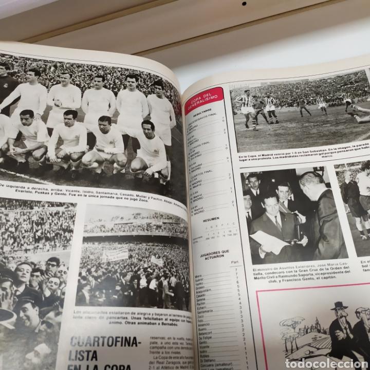 Coleccionismo deportivo: 75 AÑOS DEL REAL MADRID C.F. - 1.902-1.977 - EDITADO POR PRENSA ESPAÑOLA S.A. ( 1977 ) - Foto 16 - 183961566