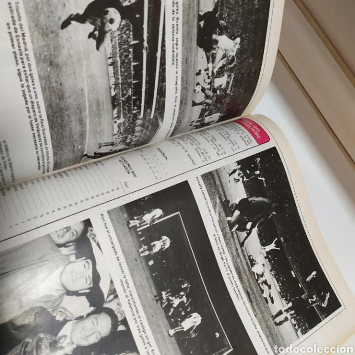 Coleccionismo deportivo: 75 AÑOS DEL REAL MADRID C.F. - 1.902-1.977 - EDITADO POR PRENSA ESPAÑOLA S.A. ( 1977 ) - Foto 17 - 183961566